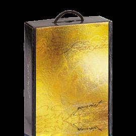 caja para 3 botellas litografia 2005